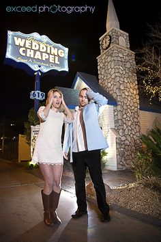 What To Wear To A Las Vegas Wedding