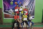 Atlet Bulutangkis Tebo Raih 4 Medali Emas di Kejuaraan Tonext Arsento 88 di Jambi