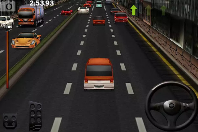Dr Driving Android Game