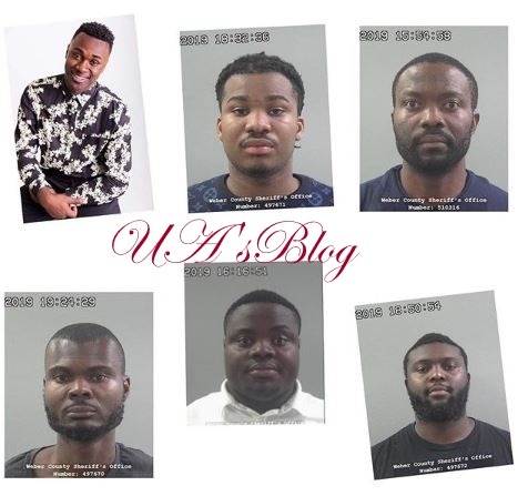Nigerian Fraudsters Arrested For Scamming Elderly Widows $6m In The US (Photo)