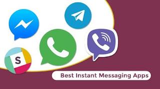 قائمة, بأفضل, وأحدث, تطبيقات, الدردشة, والمراسلة, لهواتف, وأجهزة, اندرويد