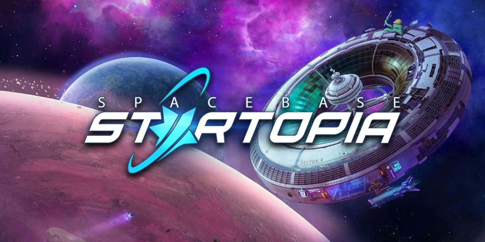 GALAXY TO GO: PRE-ORDERS BEGIN FOR SPACEBASE STARTOPIA ON NINTENDO SWITCH