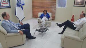 Embajador de Israel visita UASD Recinto Barahona