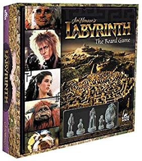 Labyrinth el juego de mesa caja