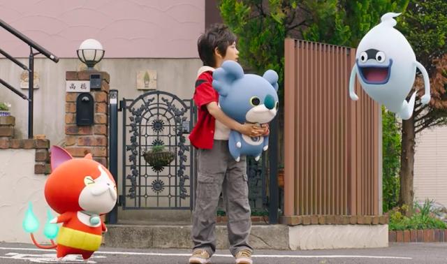 【超級期待】《妖怪手錶》電影真人版 12月日本上映