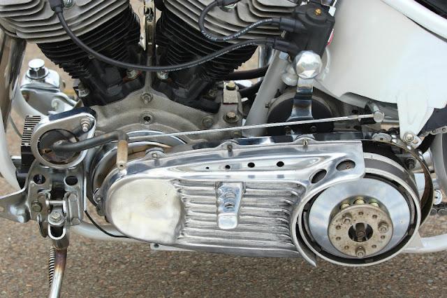 Harley Davidson Shovelhead By Motoshop Tonouchi Hell Kustom