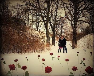 image de saint valentin très romantique