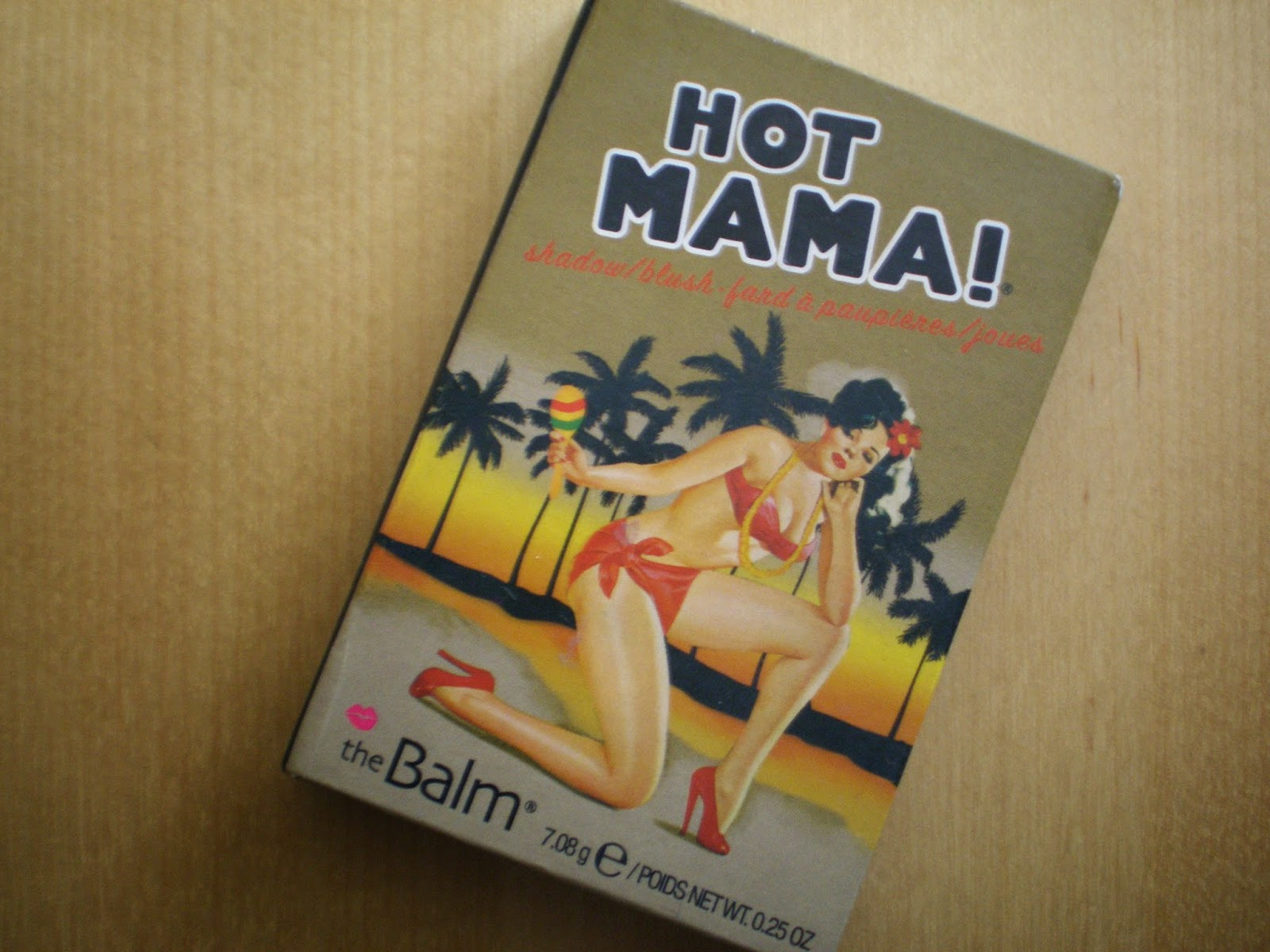 Hot Mama! by The Balm