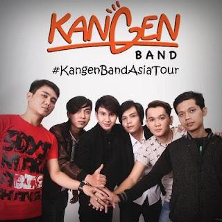 8 chord (kunci) Gitar Kangen Band Yang Hits Di Zamannya