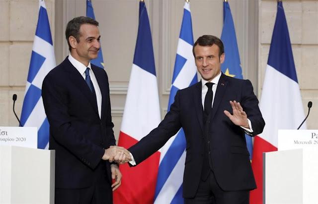 Η συνεργασία Ελλάδας - Γαλλίας πηγαίνει πέρα από το ΝΑΤΟ και την ΕΕ