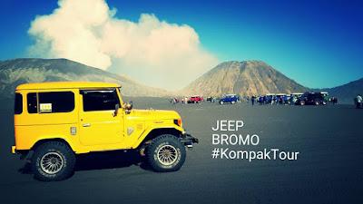 Wisata Bromo Murah Bersama Kompak Tour