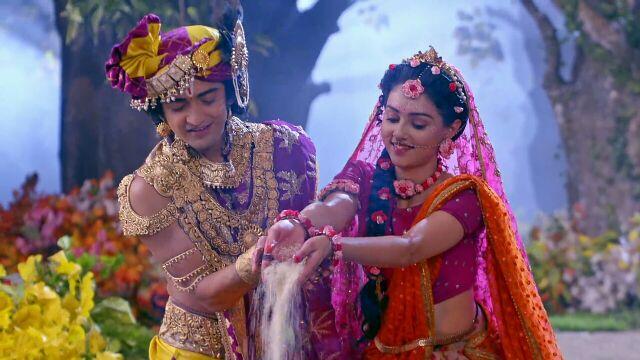 Radha Krishn: Krishna - Arjun Gatha S3 E09 10 Nov full Episode