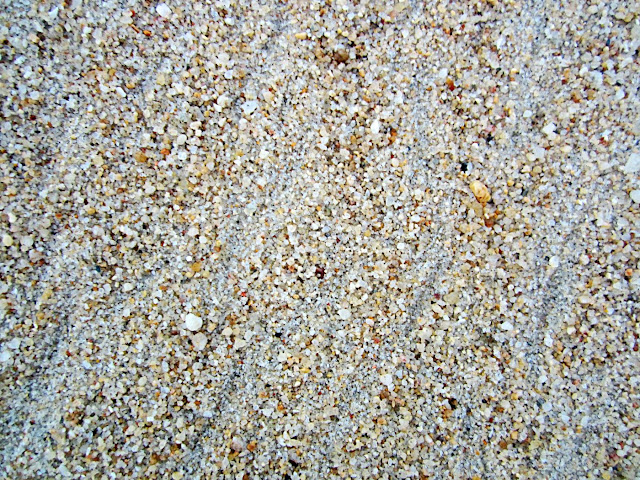 close-up of sands