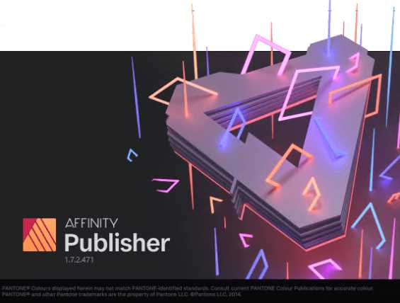 Serif Affinity Publisher 1.8.0.535 Beta poster box cover