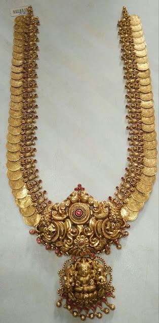 Antique Lakshmi Kasu Haram
