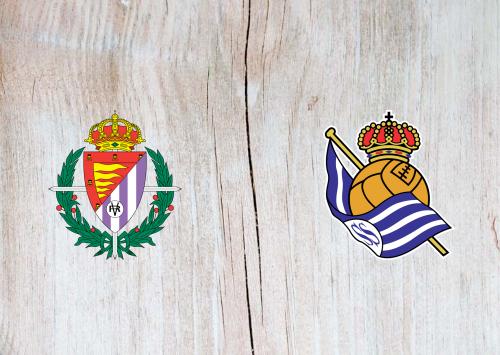 Real Valladolid vs Real Sociedad -Highlights 13 September 2020