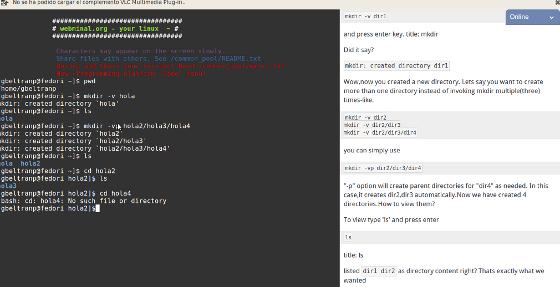 Aprende online comandos Linux con Webminal - LinuxAll