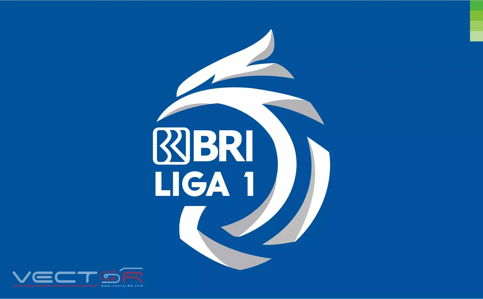 BRI Liga 1 Indonesia Logo - Download Vector File CDR (CorelDraw)