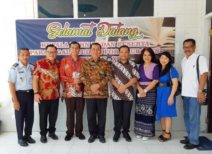 GEREJA BETHEL INDONESIA PERSIAPKAN PARA LEGAL UNTUK MENGISI PEMBETUKAN PENGURUS DAERAH LBH GBI PROVINSI NUSA TENGGARA TIMUR