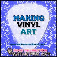 Making Vinyl Art