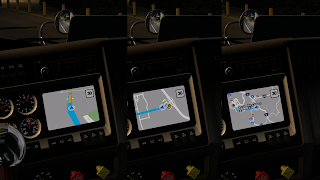 american truck simulator mods, ats google maps navigation v1.4, ats google maps navigation download, ats gps, ats mods, ats mods download, ats real navigation, atsworks, sinagrit baba's mods, ats gogle maps navigation v1.4 screenshots