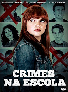 Crimes Na Escola - HDRip Dublado