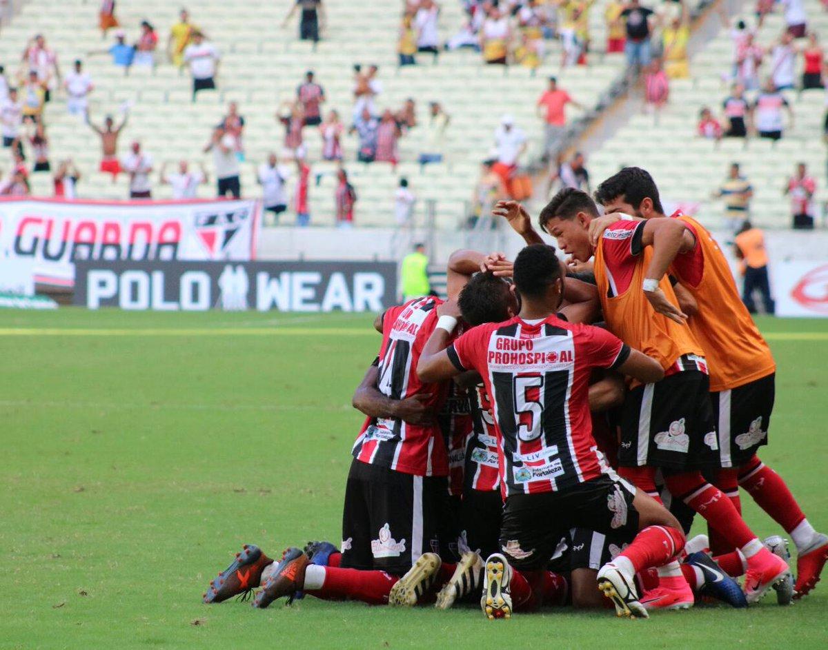 f165198cfdb81 Ferroviário ganha Taça dos Campeões 2018