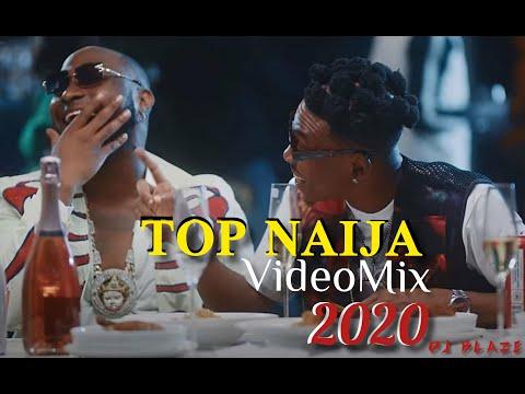 """[Audio + Video Mixtape] DJ Blaze – """"Top Naija Mix 2020"""" #Arewapublisize"""