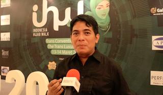 Dua Bulan Persiapan, Sikie Purnomo Sukses Memukau Penonton Indonesia Hijab Walk