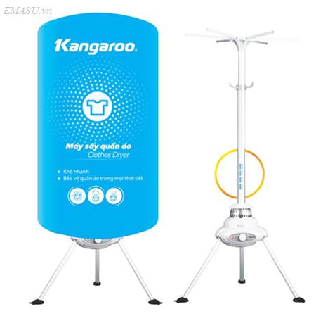 Cửa hàng (đại lý) bán tủ (máy) sấy quần áo Kangaroo KG306S chính hãng giá rẻ nhất Hà Nội