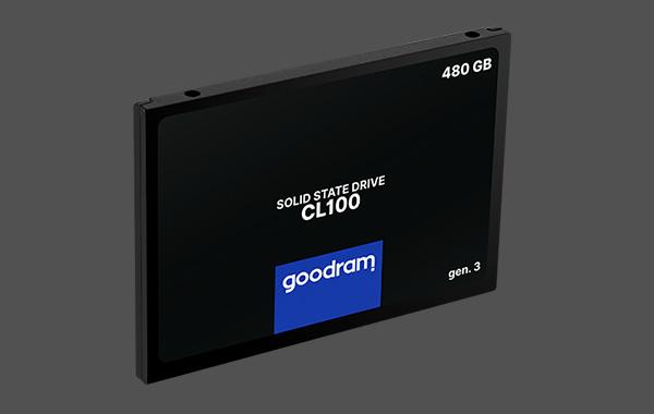 SSD CL100 SATA III 2,5″ GEN.3