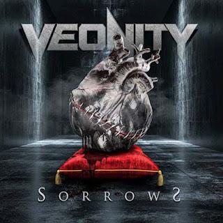 """Ο δίσκος των Veonity """"Sorrows"""""""