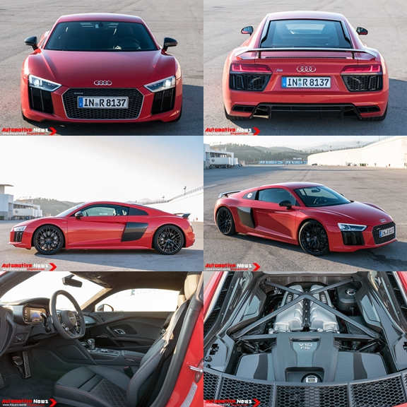 Hobbi of Automovie Design2017 Audi R8 - Review-AtoBlogMark