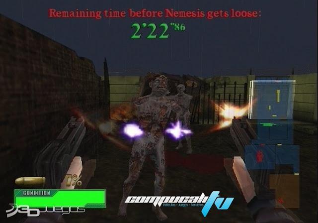 Resident Evil Survivor 2 Code Verónica PC Full