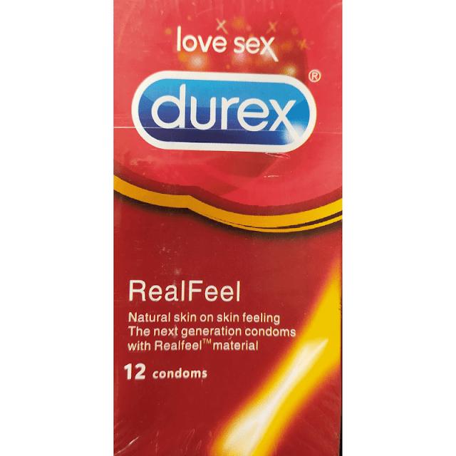Buy Durex Real Feel Condoms 12pcs Pack Online in Pakistan