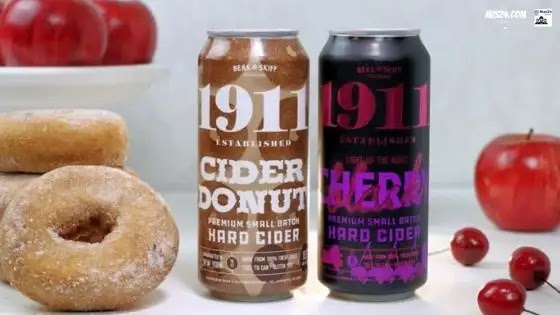 WE TRIED 1911 ESTABLISHED HARD CIDER. HERE'S WHY WE LOVE IT.