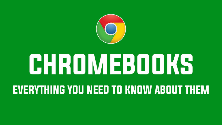 What are ChromeBooks?