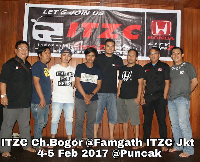 Chapter ITZC Bogor