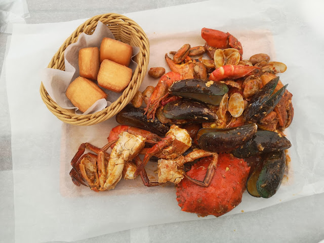 Crab In A Bag