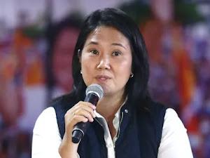 Keiko fujimori juega su última carta y pide anular al menos 200 mil votos
