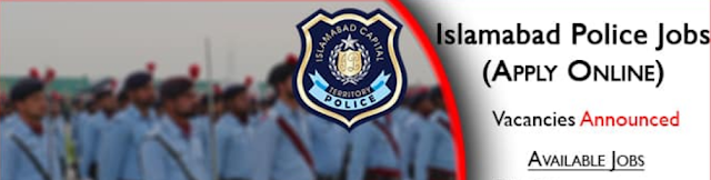 Islamabad Police Jobs || Islamabad Police Jobs Application Form - ICT Jobs 2021