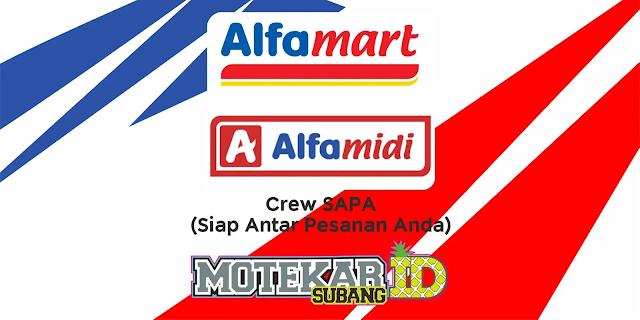 Info Loker Alfamart Karawang, Alfamart Karawang Saat ini sedang membutuhkan beberapa karyawan untuk di tempatkan di Area Karawang.