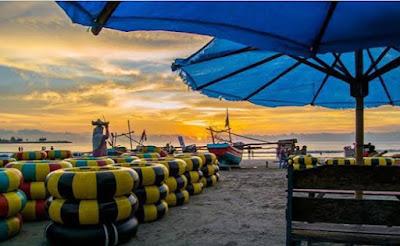 Tegas! Polda Bengkulu Larang Rayakan Tahun Baru di Pantai Panjang