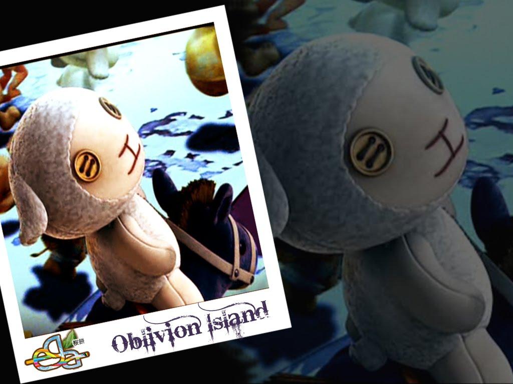 "I love Kawaii: Free Pattern: Cotton from ""Oblivion Island"""