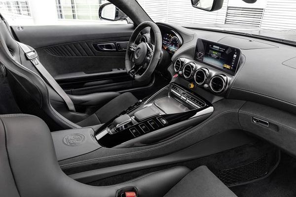 Mercedes AMG GT R Pro Interior