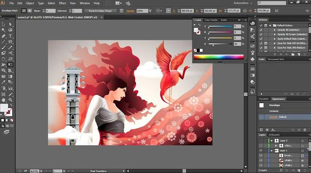 Download Adobe Illustrator CC 2019 Full Version Terbaru 2021 Free Download