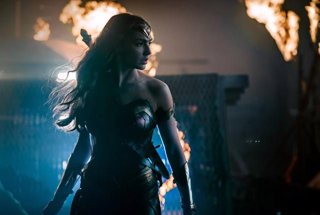 Nueva foto de Wonder Woman en 'La Liga de la Justicia'