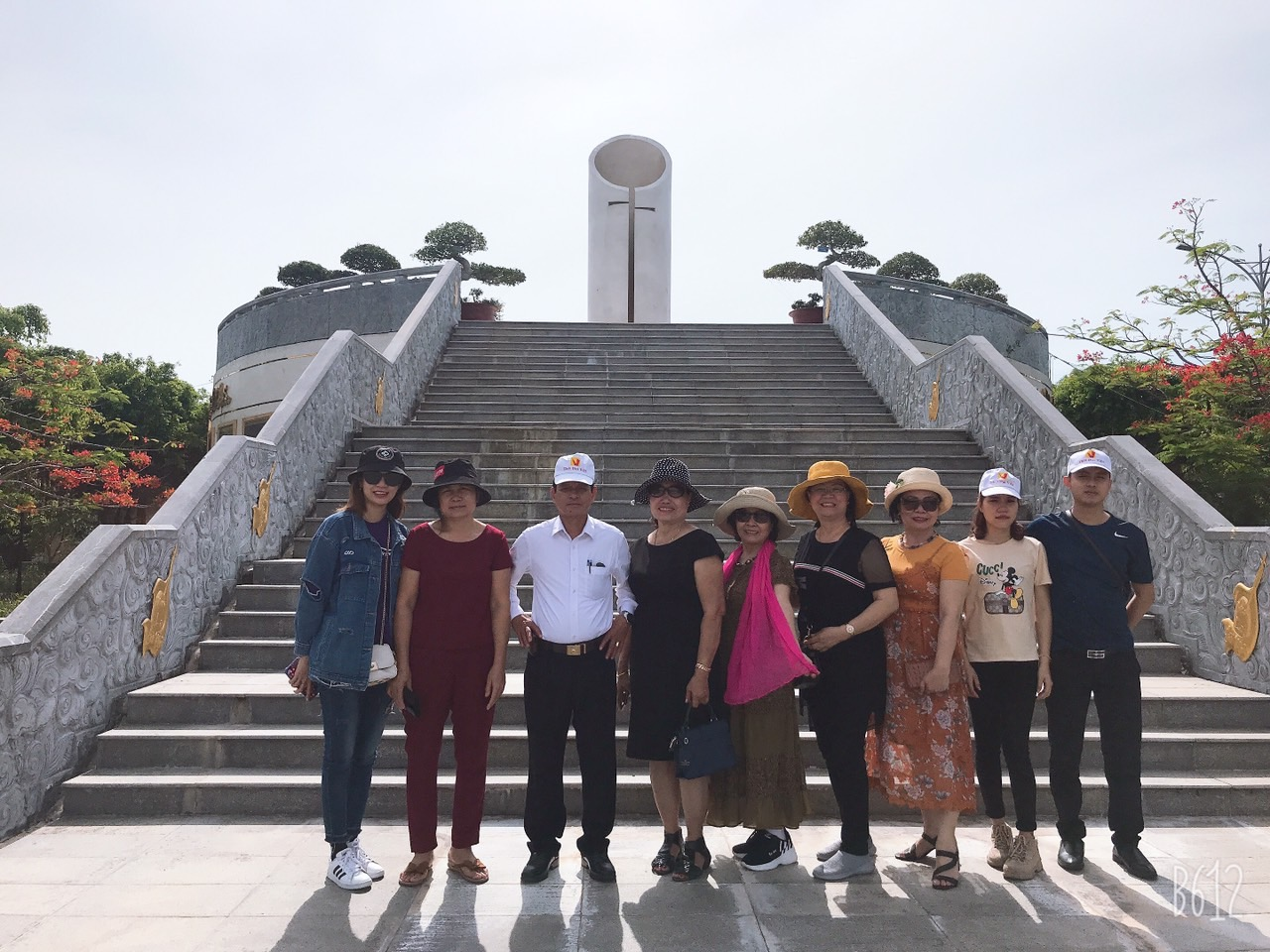 Khu tưởng niệm Cao văn Lầu