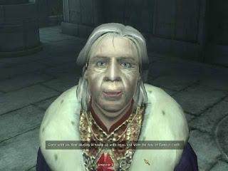 Emperor Patrick Stewert – The Elder Scrolls IV: Oblivion