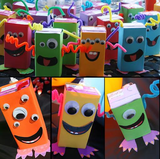 lembrancinha para festa de menino com tema monstros